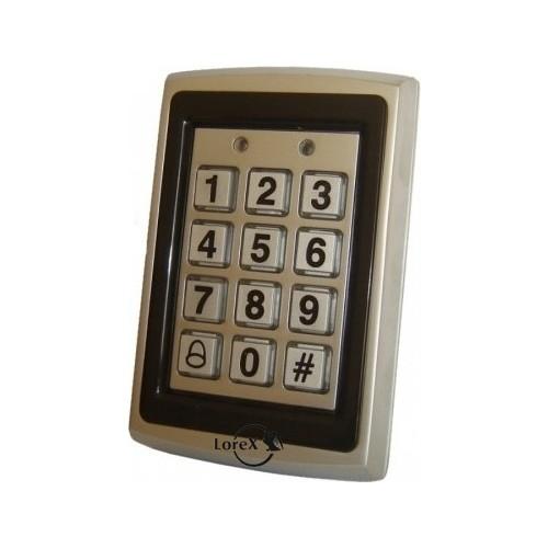 Lorex LR-DPH2 Dış Ortam Kartlı & Şifreli Kapı Otomatiği – Kilidi