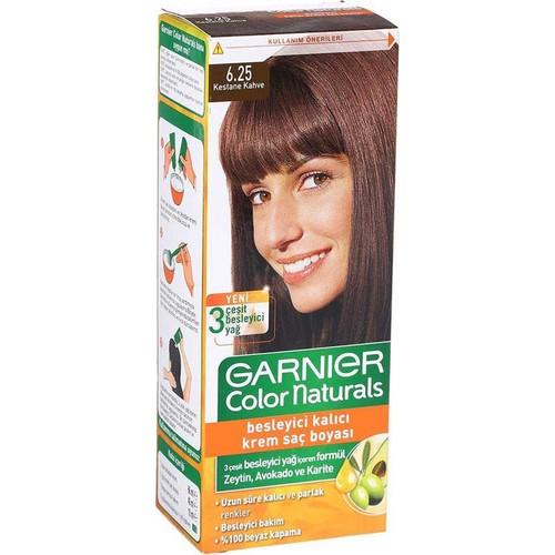 Garnier Color Naturals 6/25 - Kestane Kahve Saç Boyası