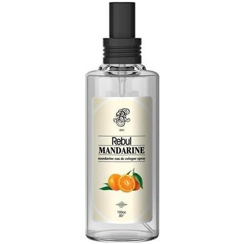 Rebul Mandarine - Mandalina Kolonyası 100 Cc (Cam Şişe) Spreyli