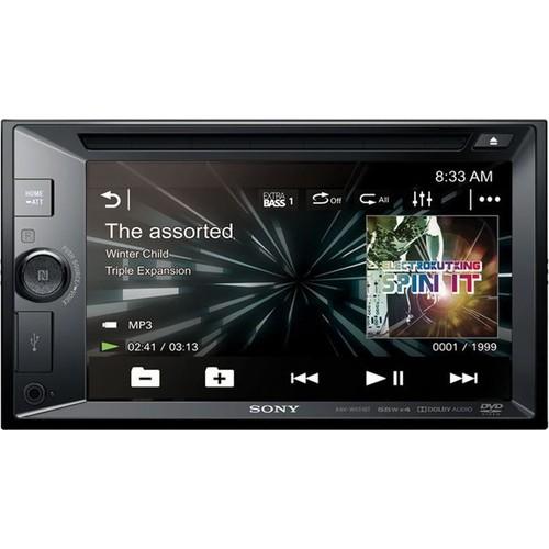 Sony XAV-W651BT DVD Player Bluetooth Nfc Usb Multimedya Oto Teyp