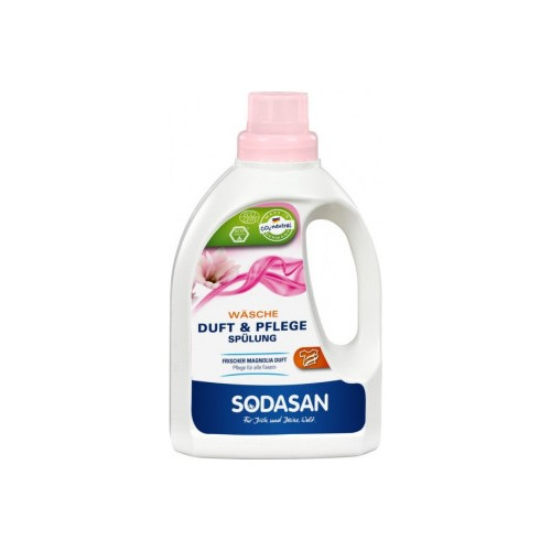 Sodasan Organik Çamaşır Bakım ve Koku Deterjanı 750 ml.