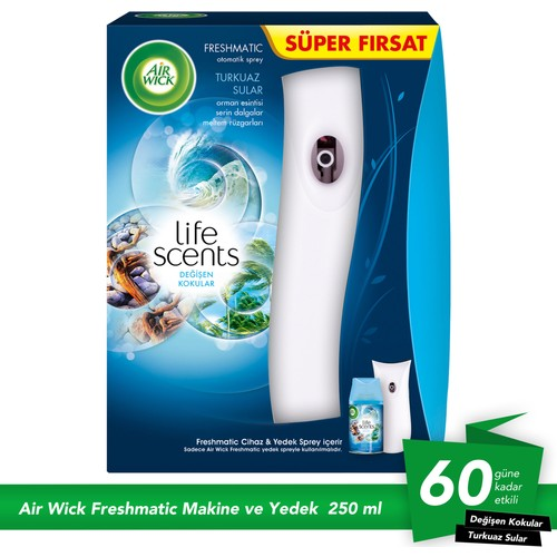 Air Wick Life Scents Freshmatic - Turkuaz Sular