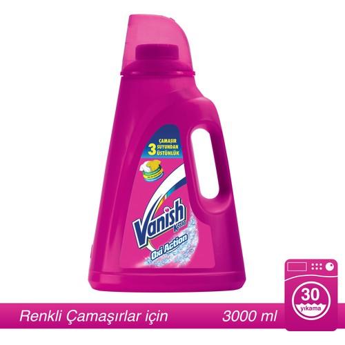 Vanish Sıvı Leke Çıkarıcı 3000 ml