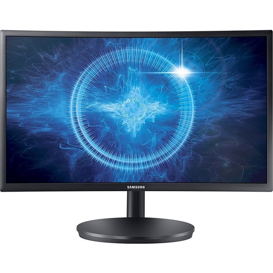 """Samsung LC24FG70FQMXUF 23.5"""" 1ms (2xHDMI+Display) Full HD Curved VA VA Monitör"""