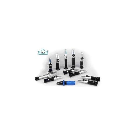 Soif Vbr32-T El Tipi Refraktometre 0-32% Brix Atc'Li Süt Ve Genel