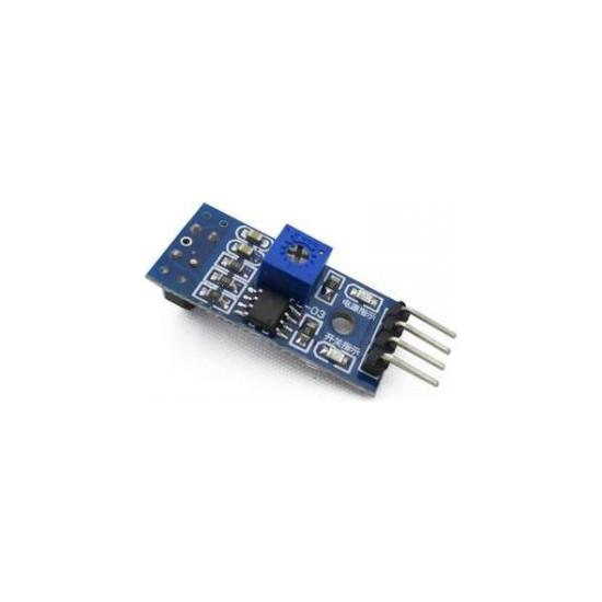 Güvenrob Tcrt5000 Kızılötesi Yansıtıcı Fotoelektrik Anahtar Sensör Modülü