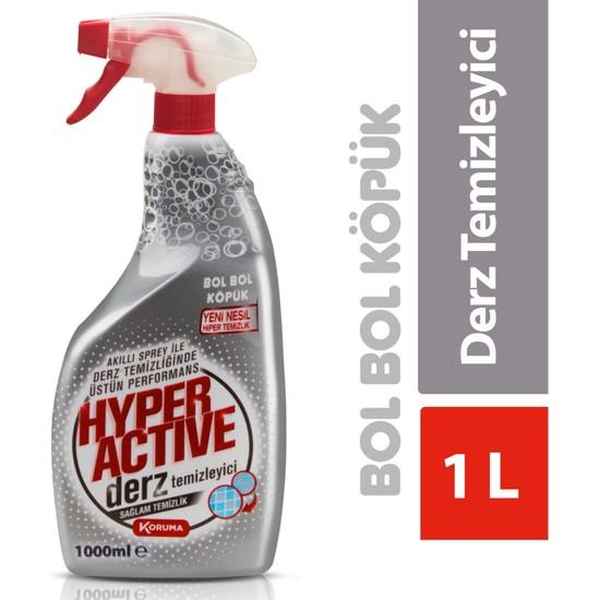 Hyper Active Derz Temizleyici Sprey 1000 ml