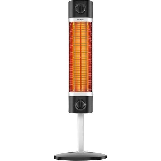 Veito Taşınabilir Karbon İnfrared Isıtıcı 1800 W