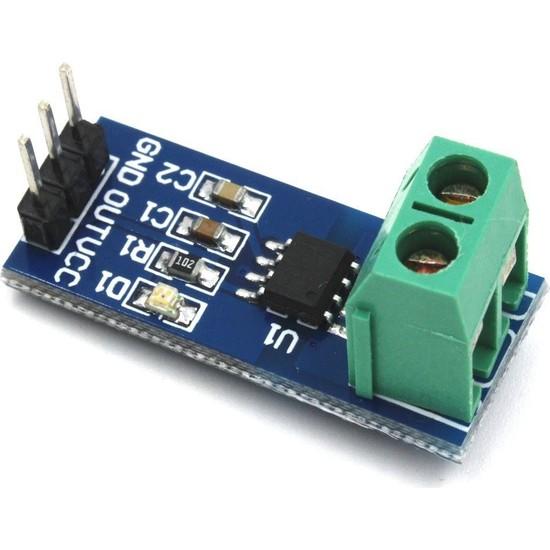 Pololu Acs712 Akım Sensörü - -30 To +30A