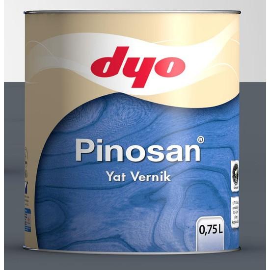Dyo Pinosan Yat Verniği 0,75 Litre Şeffaf