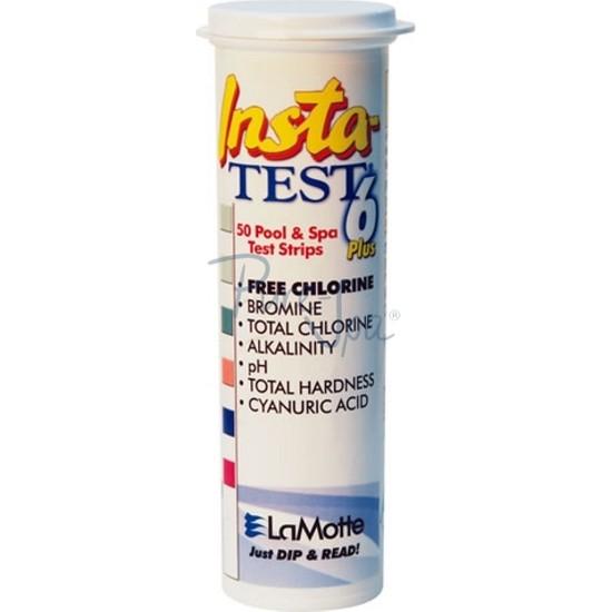 Lamotte Insta-Test 6 Plus Free Chlorine