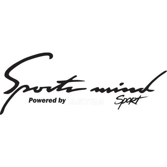 Smoke Sport Mind Astra Siyah