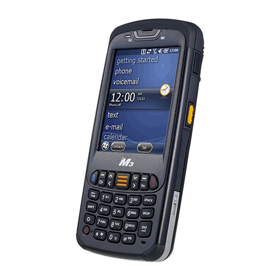 Mobilecomp M3-Black 3.5 , Renkli Tft Wireless , Bluetooth Windows Ce 6.0 Kablosuz El Terminali Laser