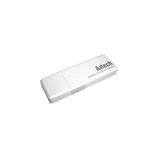 Aztech Wireless-N Usb 2.0 Adaptör 150 Mbps Wifi Adaptör