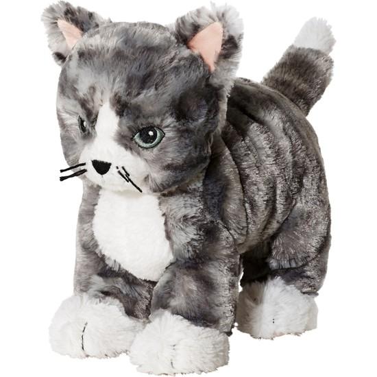Ikea Lilleplutt Peluş Kedi Oyuncak