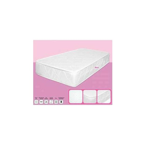 Softline Ortapedi 60*120 Bebek Beşiği Yatağı, Yaylı Yatak