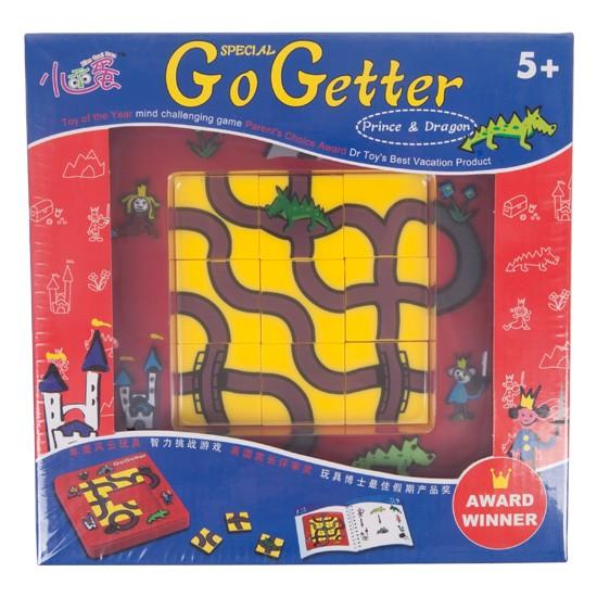 Hobi Eğitim Dünyası Hepsi Dahice Go Getter Prince &Dragon(Yolu Göster) Zeka Oyunu
