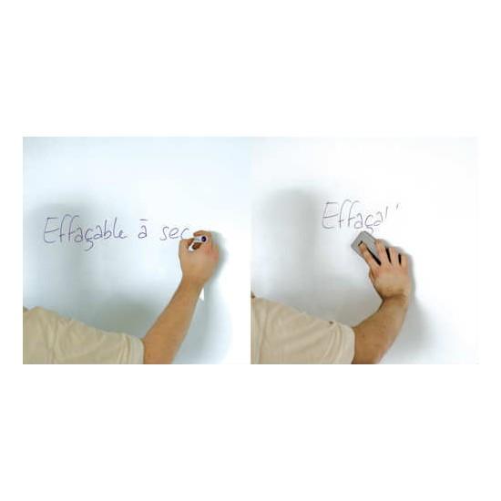 Hdg 2 adet Kağıt Yazı Tahtası Kağıdı Beyaz 100X60 Cm