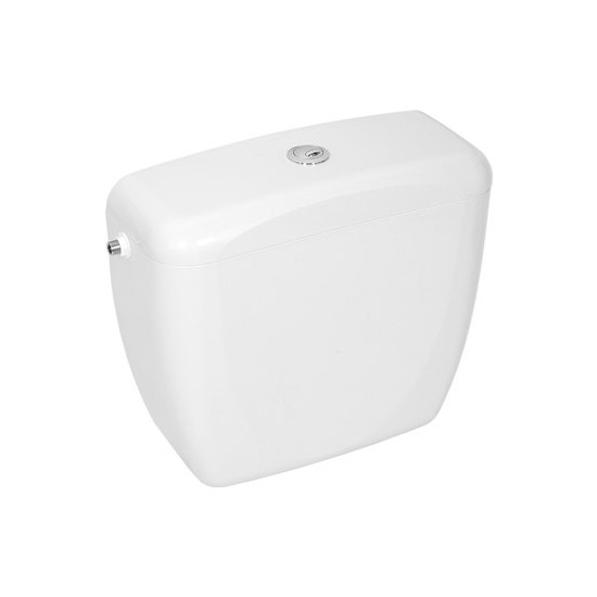 RST® MANNESMANN Plastik WC Rezervuar - Çift Kademeli - O - Serisi