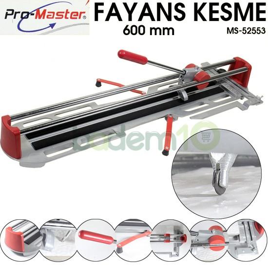 Promaster Promaster Ms52553 Fayans Kesme Makinesi 600 Mm