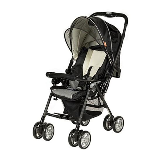 Sunny Baby Sunny Baby 315 Smart Çift Yönlü Bebek Arabası - Siyah