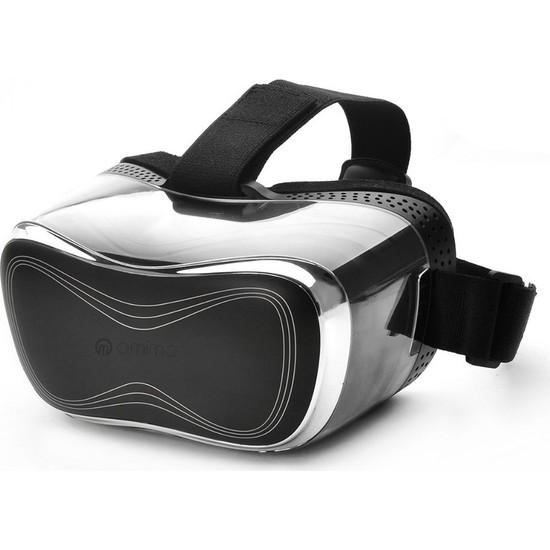Case 4U Omimo Dahili Ekranlı VR Gözlük HDMI Playstation Xbox PC / Bilgisayar Siyah