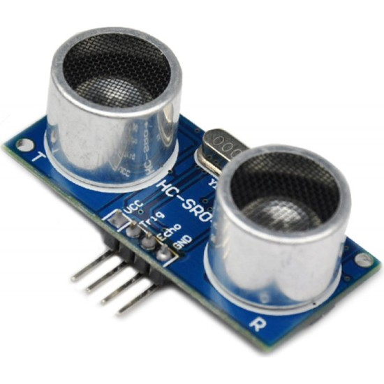 Ultrasonik Mesafe Sensörü HC-SR04 Uzaklık Sensörü