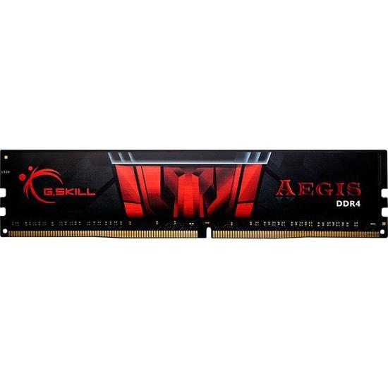 GSKILL Aegis DDR4-2133Mhz CL15 4GB (1x4GB) (15-15-15-35) 1.2V (F4-2133C15S-4GIS)