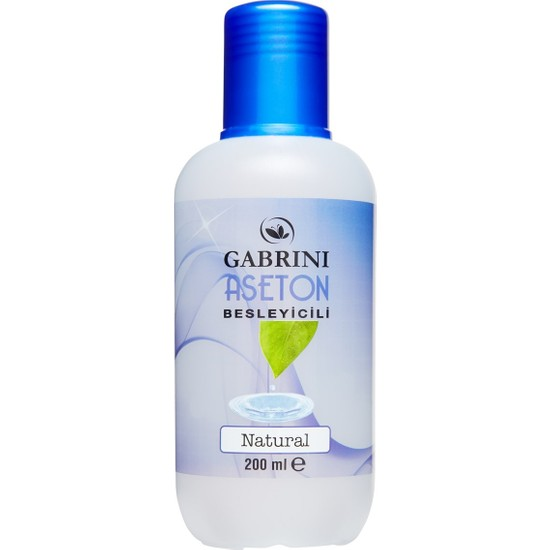 Gabrini Doğal Aseton 200 Ml