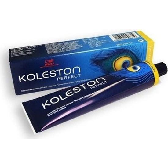 Wella Prof. Koleston Perfect Tüp Boya 6-34
