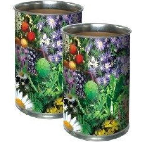 Bidon 35*50 Şifalı Bitki Saklama Kutusu