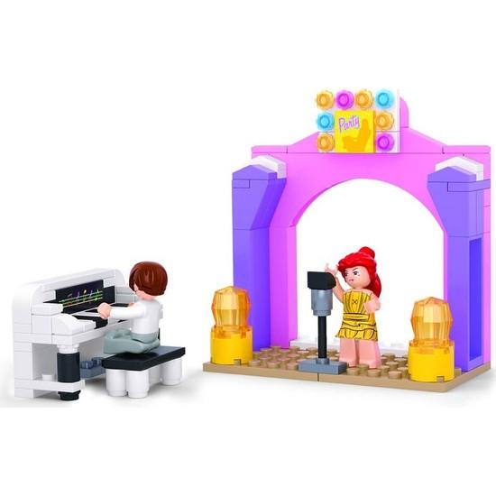 Sluban Girl's Dream Piyano Solo 109 Parça