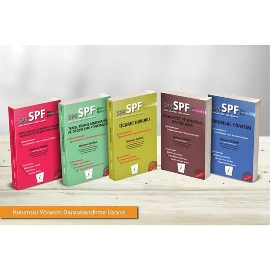 SPK - SPF Kurumsal Yönetim Derecelendirme Lisansı (5 Kitap)