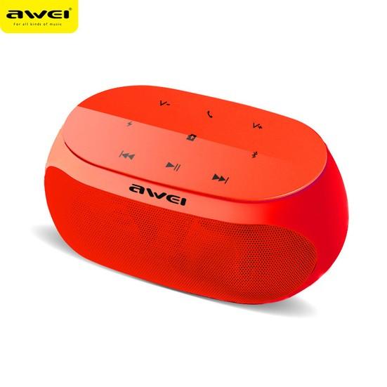 Awei Y200 Bluetooth Kablosuz Taşınabilir Hoparlör - Kırmızı