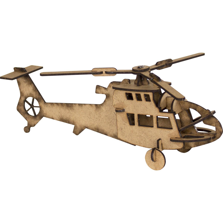 Joy And Toys Ahsap Helikopter Boyama Seti 6 Li Boya Firca Fiyati