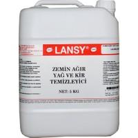 Lansy Zemin Ağır Yağ ve Kir Temizleyici 5 kg