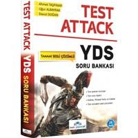 İrem Yayıncılık YDS Test Attack Soru Bankası