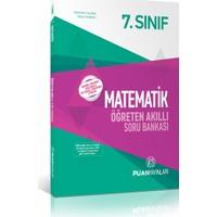Puan Yayınları 7. Sınıf Matematik Öğreten Akıllı Soru Bankası
