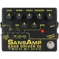 Tech 21 Bsdrv2 Sansamp Bass Driver (2. Nesil) Efekt Pedalı
