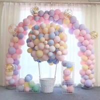 Balon Evi 100 Adet Makaron Balon Balon - Karışık Soft Renk Pastel Balon