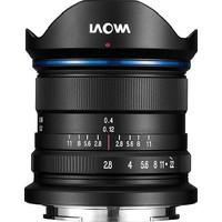 Laowa Venus 9mm F/2.8 Zero-D Lens Mft Mount