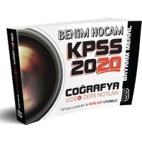 Benim Hocam 2020 KPSS Coğrafya Video Ders Notları