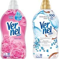 Vernel Max Gül 1440 ml + Vernel Max Coconut 1440 ml