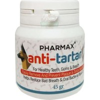Pharmax Anti-Tartar Kedi Köpek Diş Taşı Giderici 45 g