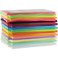 Bigpoint Renkli A4 Fotokopi Kağıdı 100'LÜ Karışık 10 Renk