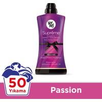 Vernel Max Supreme Konsantre Çamaşır Yumuşatıcısı Passion 1200 ml 50 Yıkama