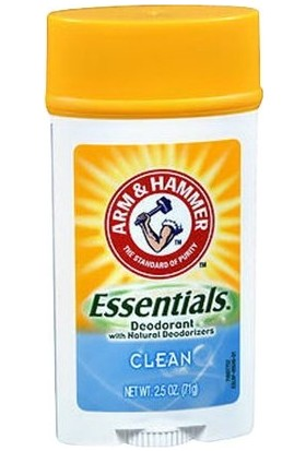 Arm & Hammer Essentials Clean Deodorant 71 gr
