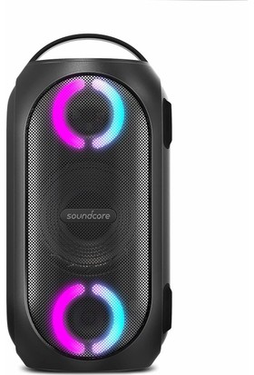 Anker Rave Mini 80W Kablosuz Bluetooth Hoparlör - IPX7 - TWS Party Speaker - Ses Bombası - A3390