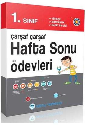 Mutlu Yayınları Çarşaf Çarşaf Hafta Sonu Ödevleri