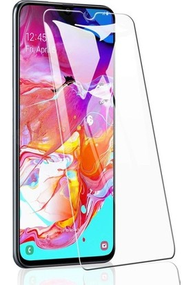 Cayka Samsung A70 Nano Cam Ekran Koruyucu Şeffaf